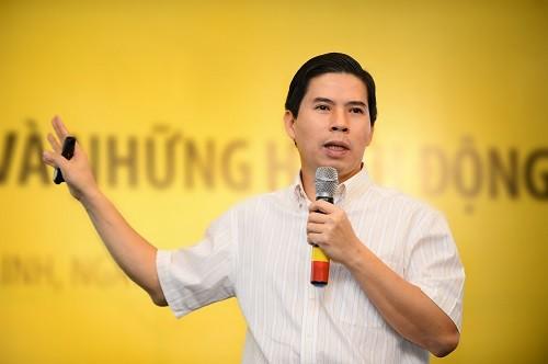 Ông Nguyễn Đức Tài - Chủ tịch HĐQT Thế Giới Di Động.