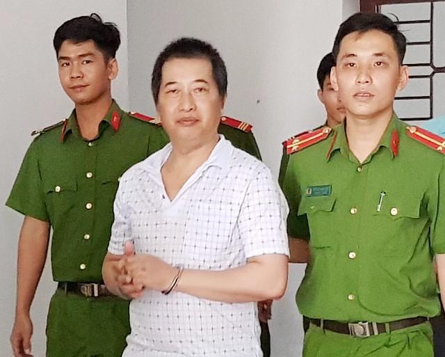 Bị cáo Trần Phú Yên.