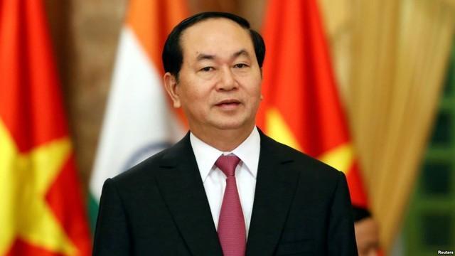 Chủ tịch nước Trần Đại Quang thăm chính thức Nhật Bản từ ngày 29/5-2/6 (ảnh: Reuters)
