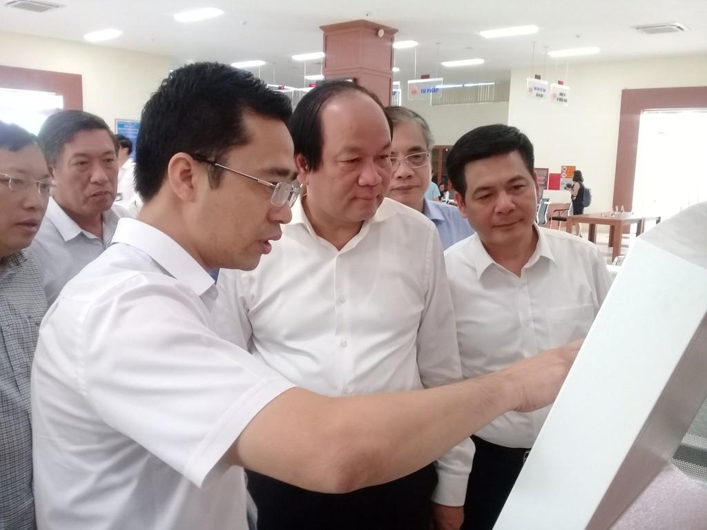 Thái Bình: Quyết liệt thí điểm tập trung đất đai, xây dựng chính quyền điện tử - ảnh 1