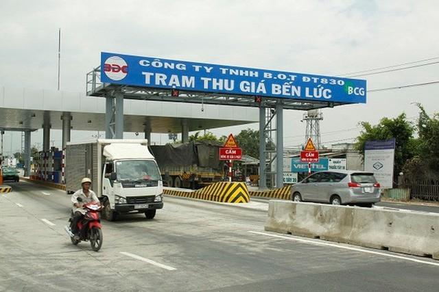"""Phó Thủ tướng Vương Đình Huệ yêu cầu điều chỉnh tên gọi """"trạm thu giá"""" BOT - ảnh 1"""
