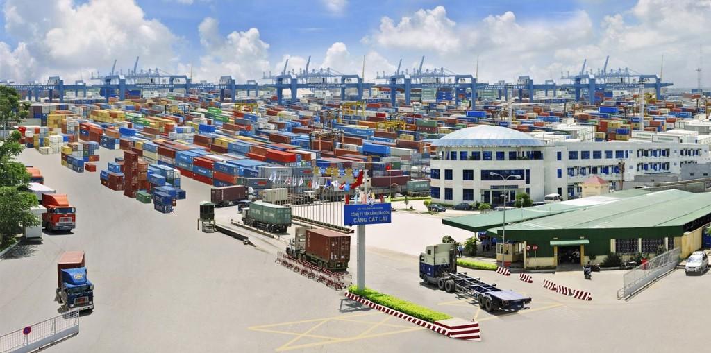 Kim ngạch hàng hóa xuất khẩu tháng 5/2018 ước tính đạt 19,20 tỷ USD, tăng 4,5% so với tháng trước. Ảnh Internet