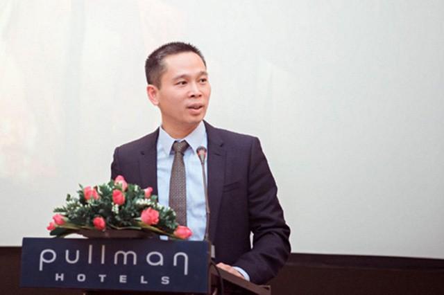 Ông Ngô Quế Lâm, Phó Tổng giám đốc phụ trách Habeco được giới thiệu làm Tổng giám đốc nhiệm kỳ 2018-2023