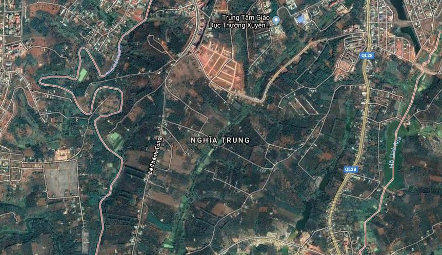 Đắk Nông kêu gọi đầu tư vào 5 dự án đầu tư có sử dụng đất
