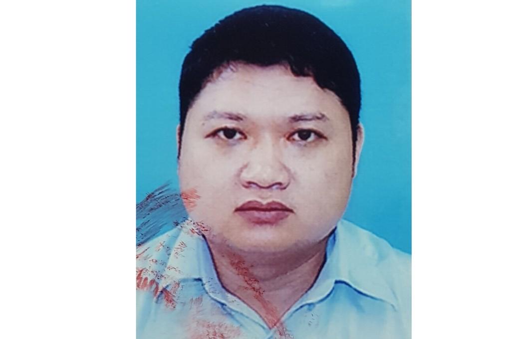 Bị can Vũ Đình Duy.