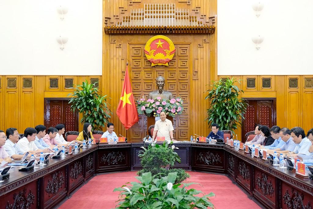 Thủ tướng: Quảng Ngãi có quyết tâm lớn trong phát triển - ảnh 1
