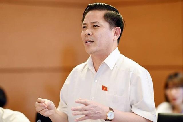 """Bộ trưởng GTVT Nguyễn Văn Thể sẽ là người """"mở hàng"""" phiên chất vấn sáng 4/6"""