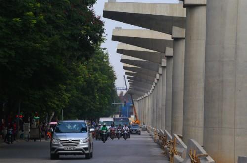 Tuyến metro hơn 1 tỷ USD ở thủ đô lùi tiến độ đến năm 2023 - ảnh 3