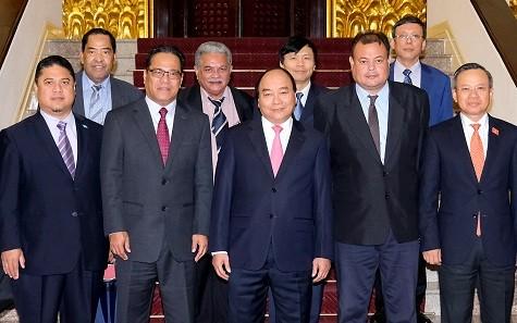 Thủ tướng tiếp Chủ tịch Quốc hội Liên bang Micronesia - ảnh 3