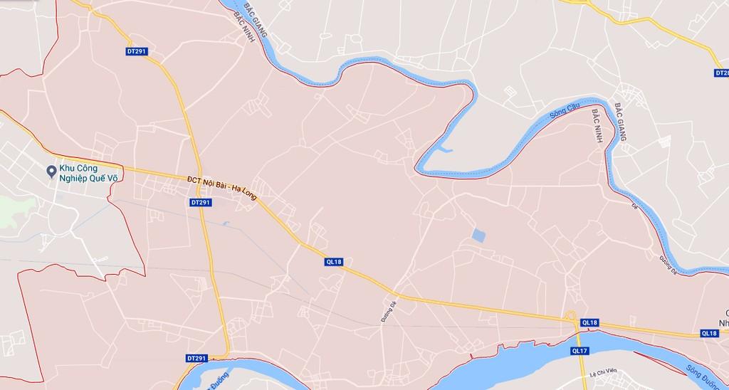 Gọi đầu tư 4 dự án có sử dụng đất tại Quế Võ, Bắc Ninh