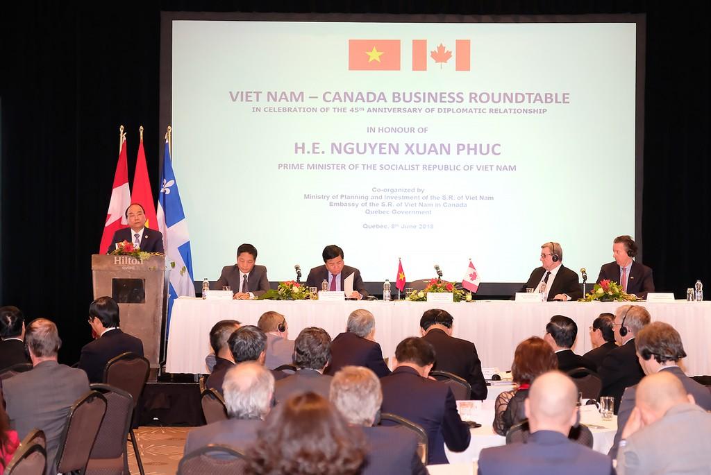 Thủ tướng kỳ vọng một làn sóng đầu tư mới của Canada vào Việt Nam - ảnh 1