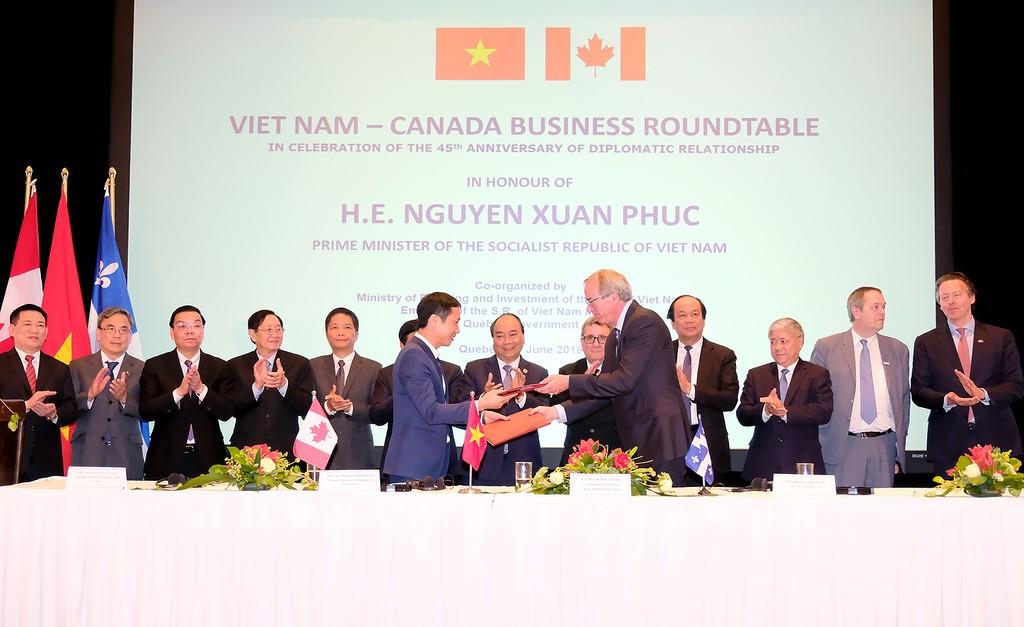 Thủ tướng kỳ vọng một làn sóng đầu tư mới của Canada vào Việt Nam - ảnh 3