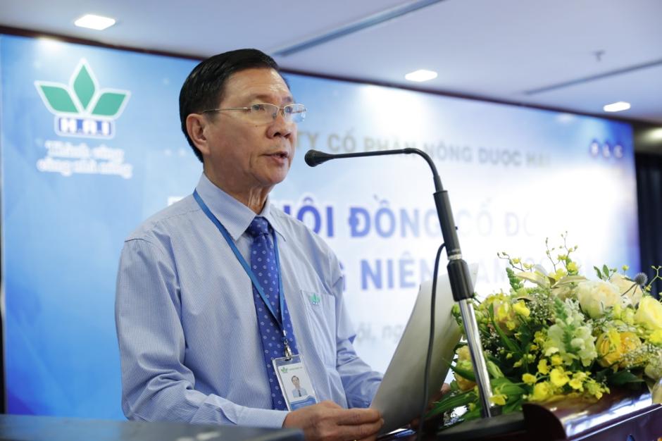 Nông dược HAI thông qua kế hoạch doanh thu 1.850 tỷ đồng năm 2018 - ảnh 1