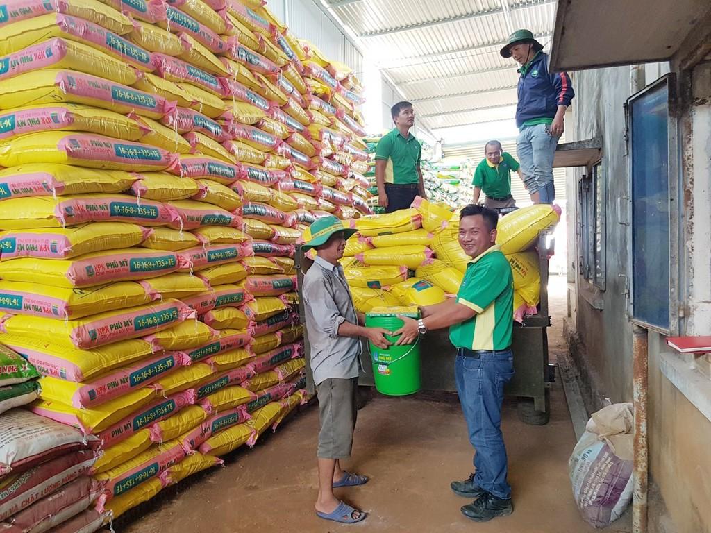Sản phẩm NPK Phú Mỹ được bà con nông dân tin tưởng lựa chọn