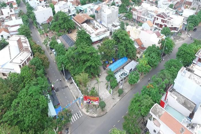 Khu đất 80 Nguyễn Huệ được giao không qua đấu giá.