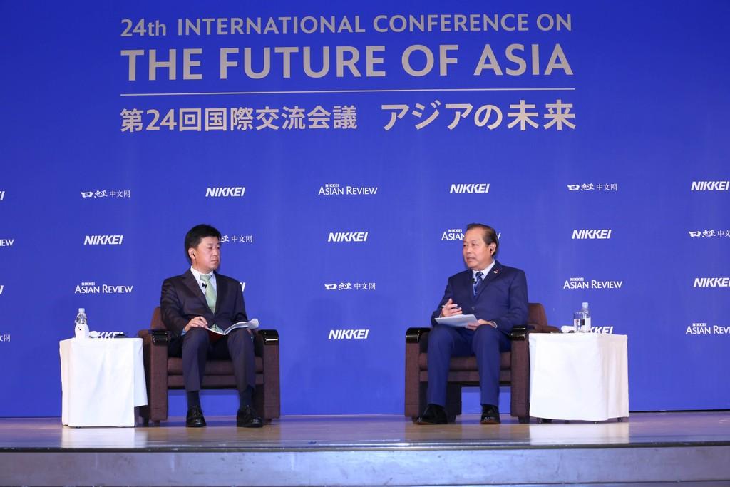 Phó Thủ tướng Trương Hòa Bình: VN cam kết 'ba ổn định' cho nhà đầu tư - ảnh 2