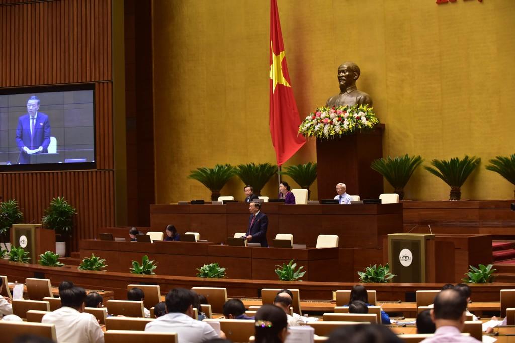 Bộ trưởng Tô Lâm tại cuộc họp. Ảnh: VGP.