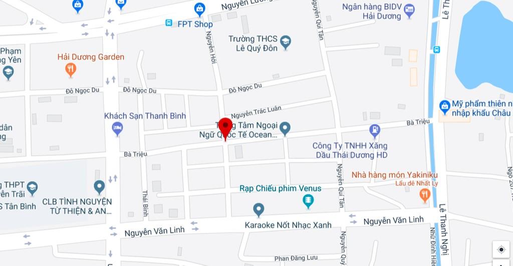 Sơ tuyển nhà đầu tư Dự án Khu dân cư Bà Triệu (Hải Dương)