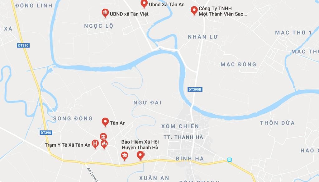 Hải Dương sơ tuyển dự án khu dân cư mới ở huyện Thanh Hà