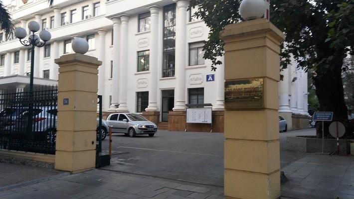 Trụ sở Bộ Công Thương. Ảnh Internet