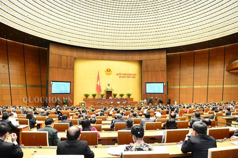 Quốc hội thông qua Luật Sửa đổi, bổ sung một số điều của 11 luật liên quan đến quy hoạch - ảnh 1