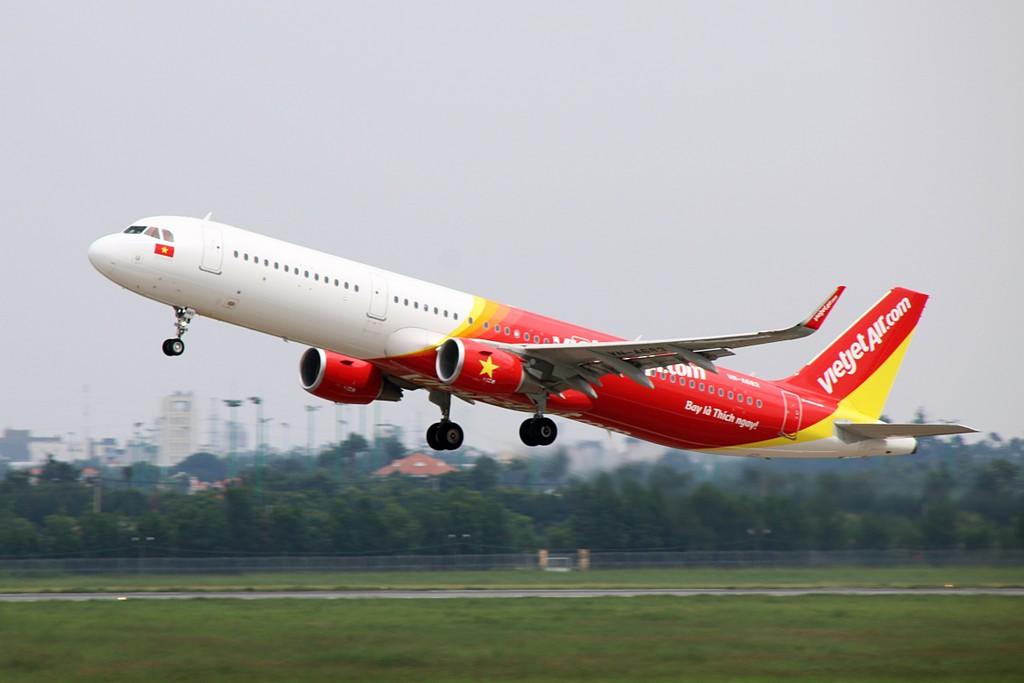 1 triệu vé Vietjet giá từ 0 đồng, chào đường bay mới đến Osaka và Siem Reap