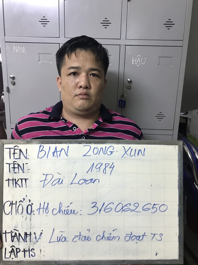 Quảng Nam: Bắt nhóm lừa đảo qua điện thoại gần 7 tỉ đồng - ảnh 2
