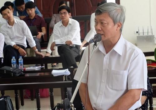 Vì sao ông Đinh La Thăng được thuộc cấp cũ giúp xác nhận khống? - ảnh 1