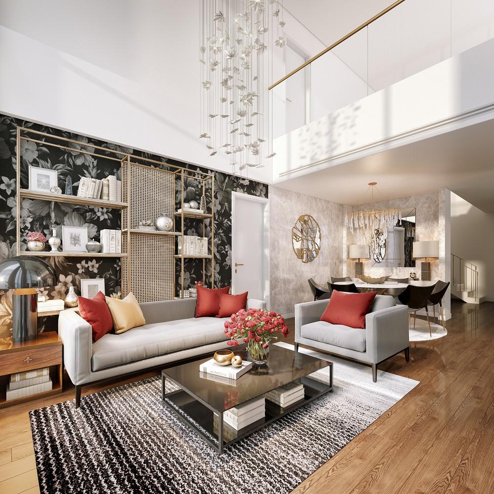 Duplex Ancora, tầm nhìn triệu đô - ảnh 2