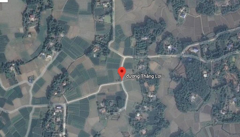 Thái Nguyên: Đổi 14,7 ha đất làm tuyến đường BT gần 131 tỷ đồng