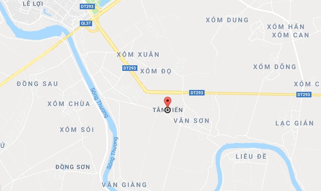Gần 3.000 tỷ đồng xây Khu đô thị hỗn hợp, giải trí tại Bắc Giang
