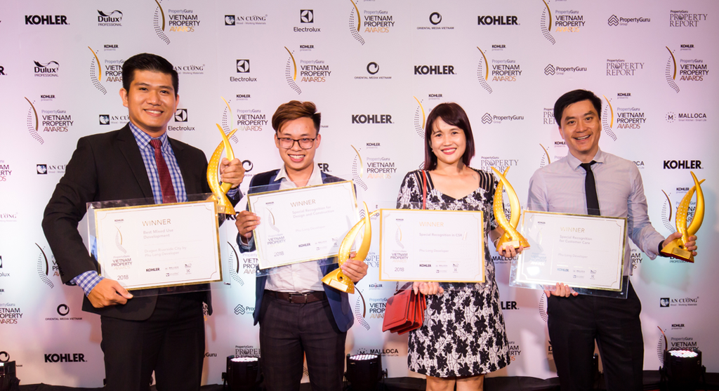 Phú Long đoạt nhiều giải thưởng của Propertyguru Viet Nam Property Award 2018 - ảnh 1