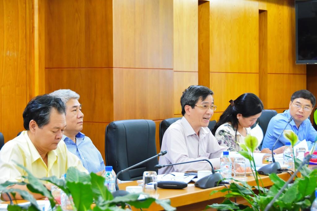 Đoàn công tác của Quốc hội làm việc với PVFCCo - ảnh 2