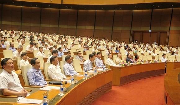 Hội nghị toàn quốc quán triệt các Nghị quyết Trung ương 7 - ảnh 3