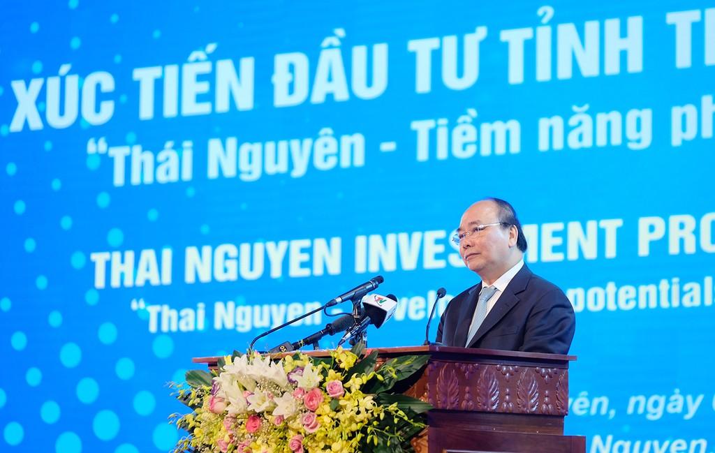 Hơn 46 nghìn tỷ đồng ký kết đầu tư vào Thái Nguyên - ảnh 1