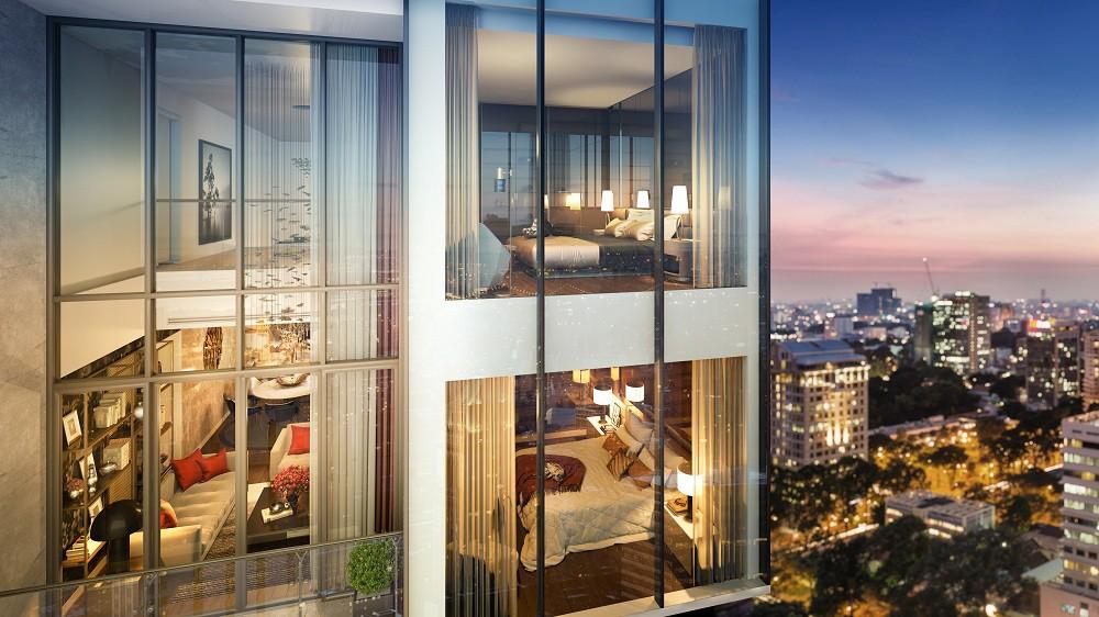 Duplex Ancora và những nhân tố vàng nâng tầm đẳng cấp