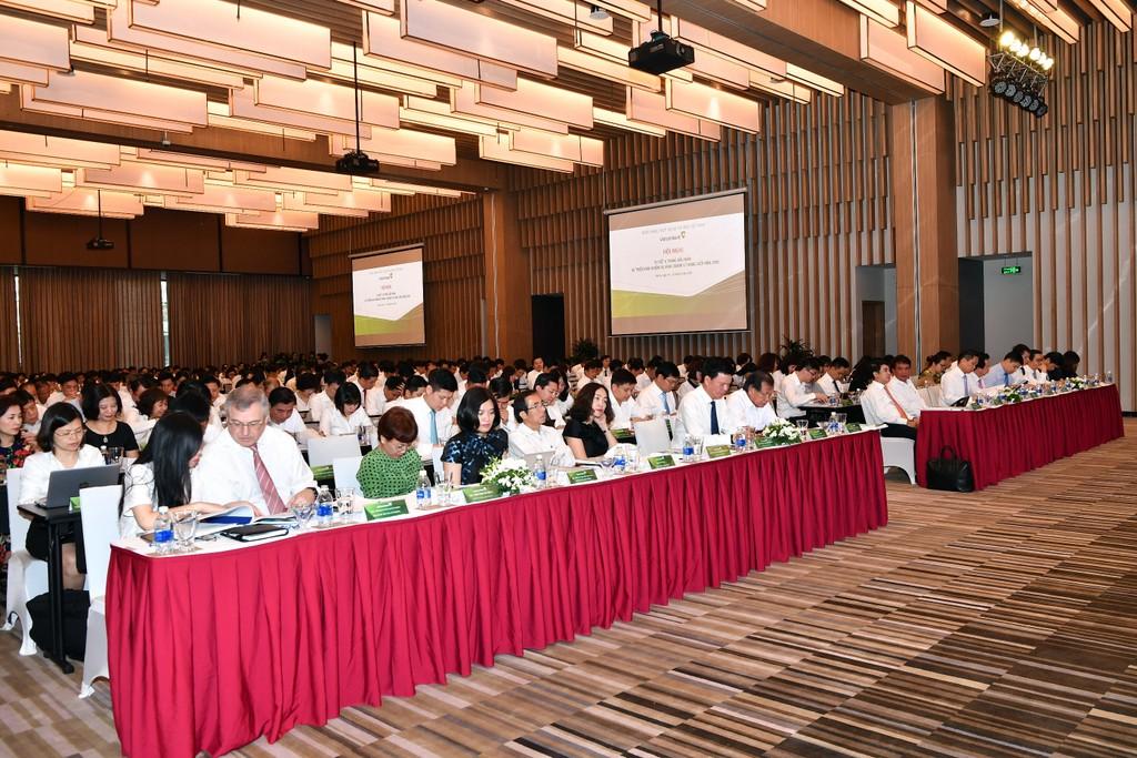 6 tháng, Vietcombank đạt 7.722 tỷ đồng lợi nhuận trước thuế - ảnh 1
