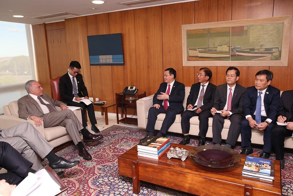 Brazil coi trọng vị thế của Việt Nam tại khu vực Đông Nam Á - ảnh 1