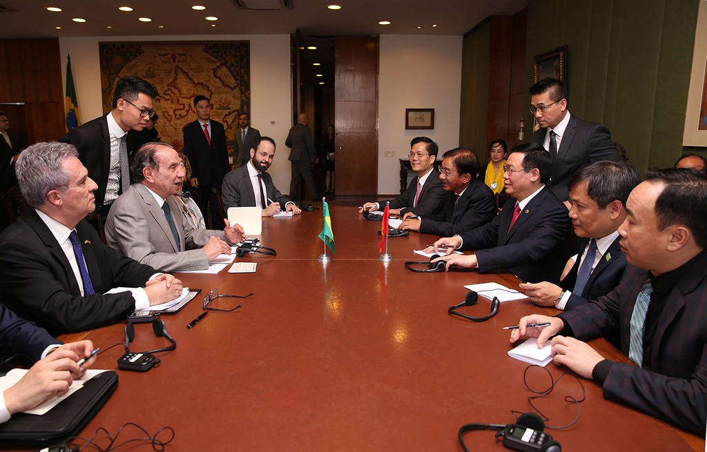 Brazil coi trọng vị thế của Việt Nam tại khu vực Đông Nam Á - ảnh 2