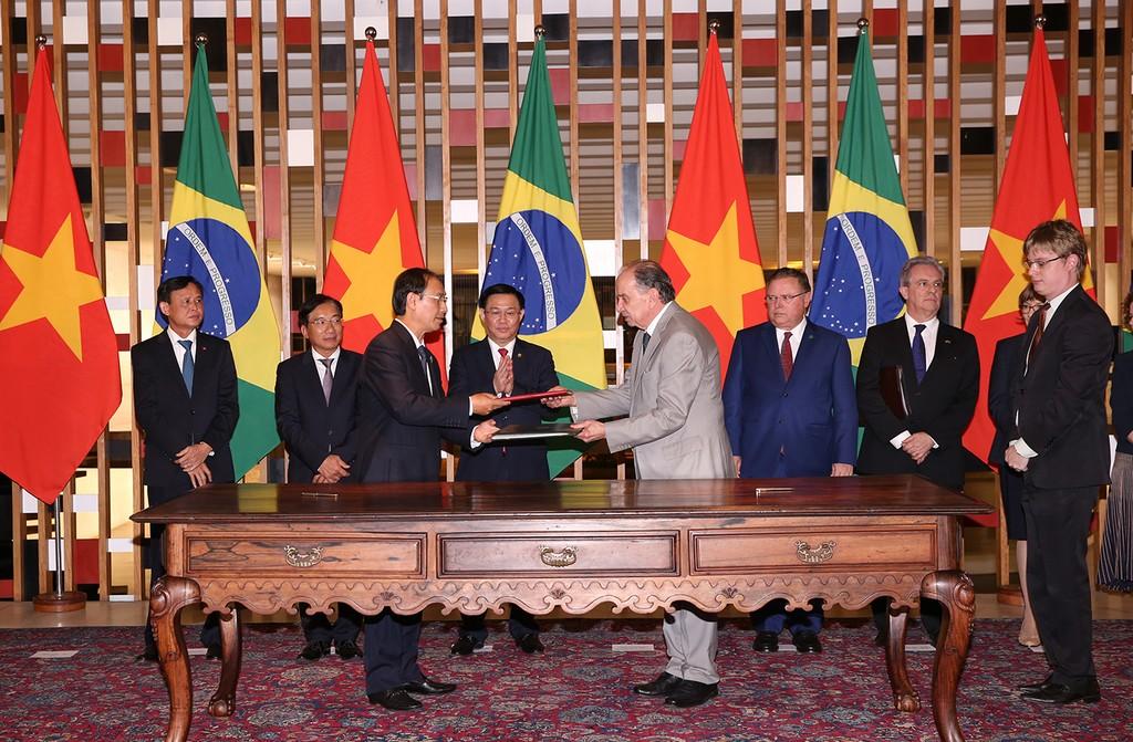 Brazil coi trọng vị thế của Việt Nam tại khu vực Đông Nam Á - ảnh 5