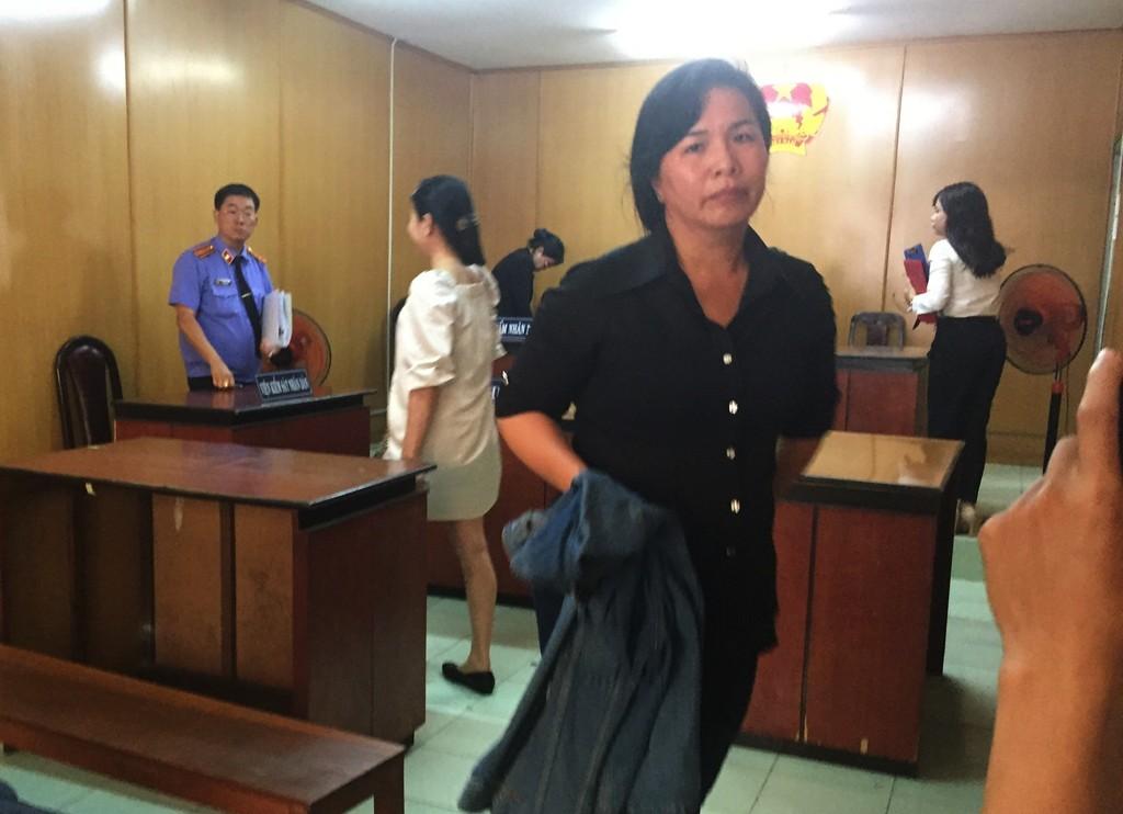 Bị cáo Tâm lãnh 4 năm 6 tháng tù.