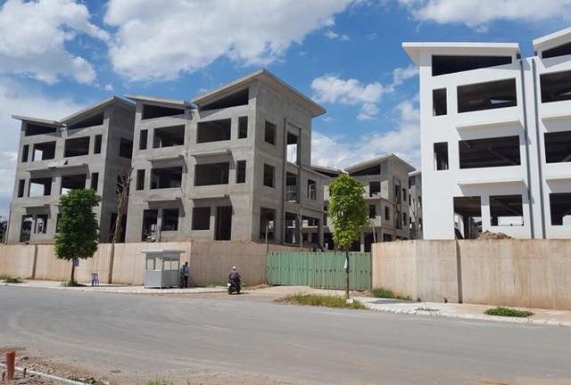 Sau thời gian đình trệ, Hà Nội đã cấp phép xây dựng cho 26 căn biệt thự tại Khai Sơn Hill
