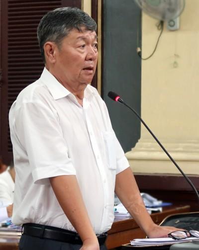 Nguyên Chủ tịch Ngân hàng MHB kêu oan, tòa trả hồ sơ - ảnh 1
