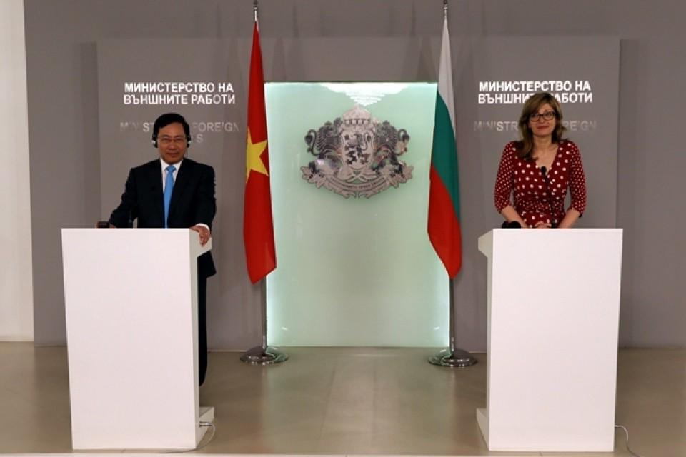 Việt Nam-Bulgaria nhất trí đưa hợp tác kinh tế lên tầm cao mới - ảnh 4