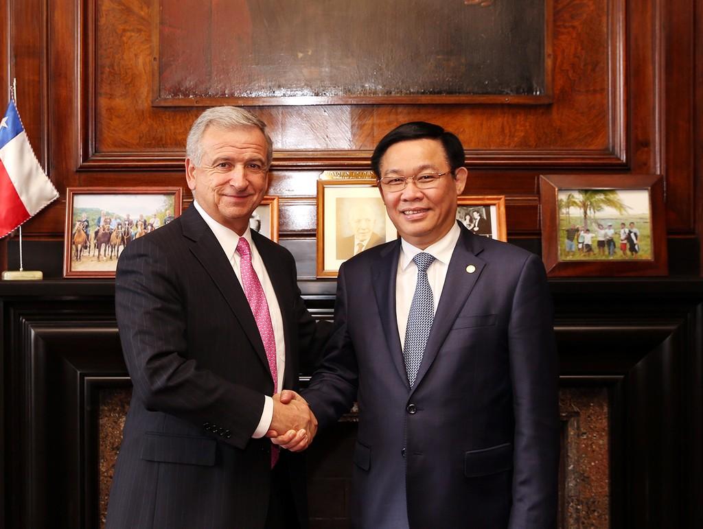 Việt Nam và Chile sẽ thúc đẩy tự do thương mại, đầu tư - ảnh 2