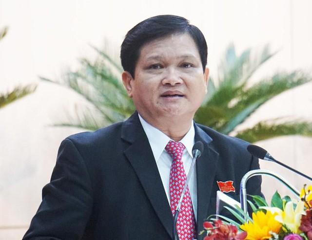 Ông Nguyễn Nho Trung được giới thiệu để bầu làm Chủ tịch HĐND TP Đà Nẵng thay ông Nguyễn Xuân Anh.