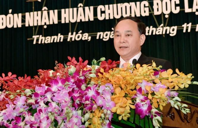Khi giữ chức Giám đốc Sở NN-PTNT Thanh Hóa, ông Lê Như Tuấn ký quyết định bổ nhiệm hàng loạt cán bộ sai quy định