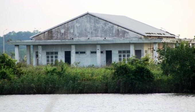 Dự án gần 320 tỷ đồng bị bỏ hoang ở Hải Phòng - ảnh 4