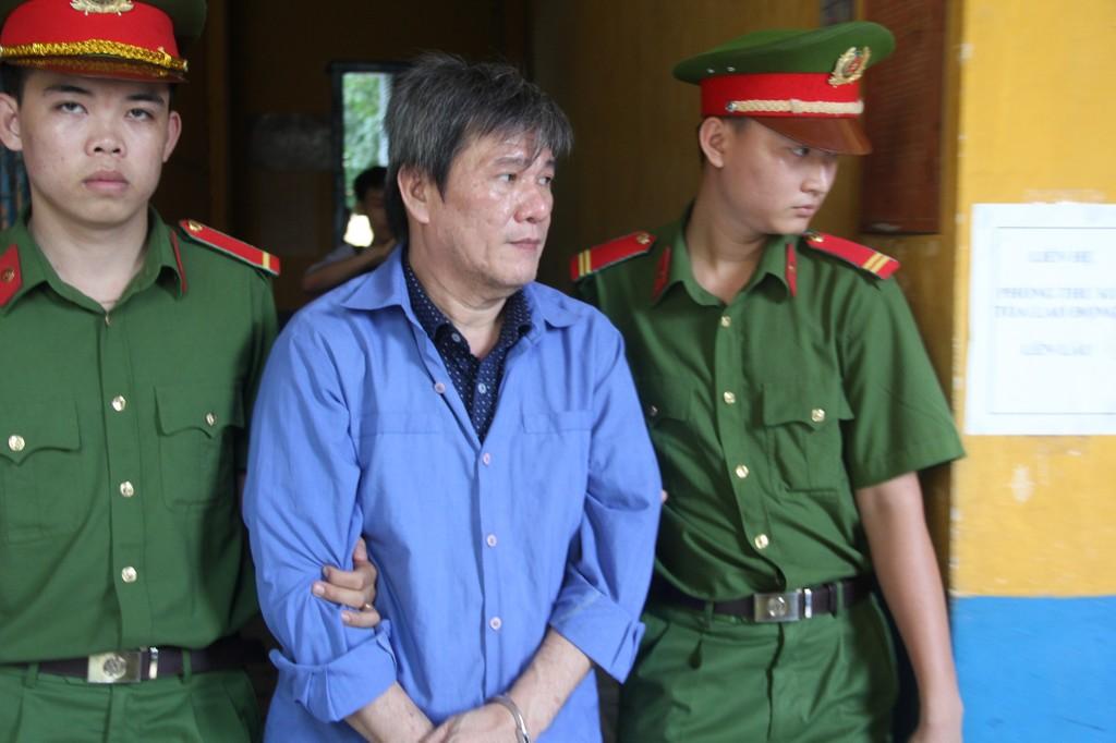 """""""Đại gia"""" Dương Thanh Cường lần thứ 9 lãnh án."""