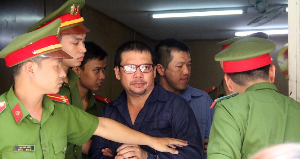 Bị can Nguyễn Văn Thới